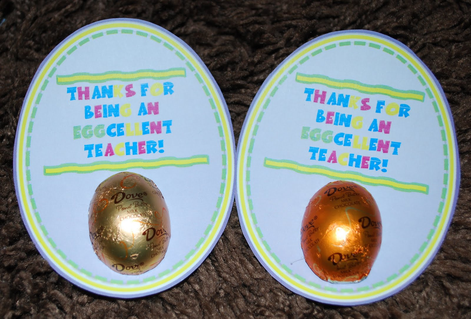 Sunday school teacher gift ideas eskayalitim my lds other projects easter printable negle Gallery