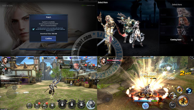 Dragon Nest 2 Legend Android ENglish Terbaru