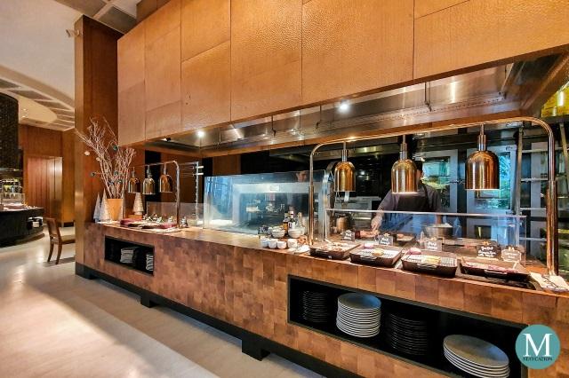 Breakfast Buffet at Shangri-La at the Fort, Manila
