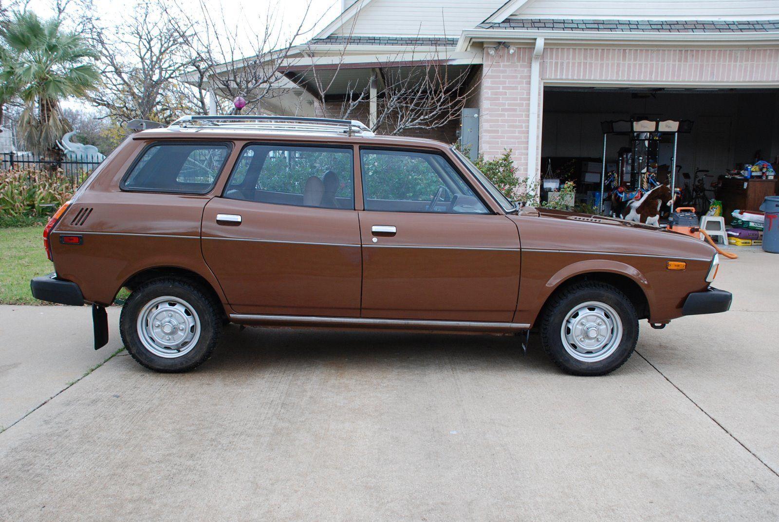 1979 subaru wagon