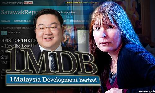 'Ekstradisi pengasas Sarawak Report ke Malaysia kerana bongkar skandal 1MDB amat melucukan' | NEWSHANGAT