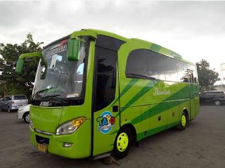 Sewa Bus Pariwisata Jogja Seat 33