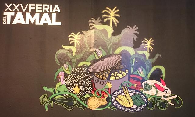 ¡Viva México! XXV Feria del Tamal