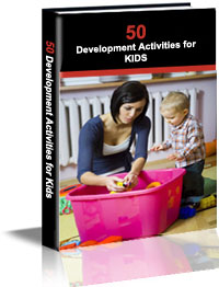 50 Development Activities for Kids - Early Childhood Development Activities for Toddlers
