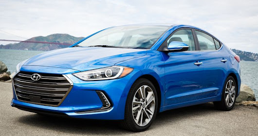 2016 Hyundai Elantra Specs, Features Review