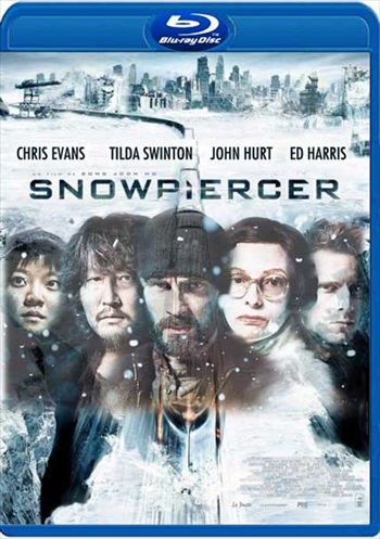 Snowpiercer 2013 Dual Audio Hindi 480p BluRay 350mb