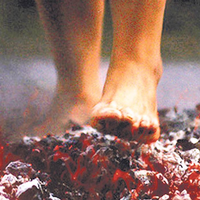 firewalking in polynesia hawaiian time machine