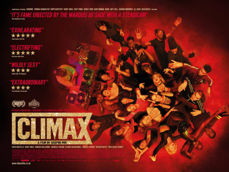 climax film poster