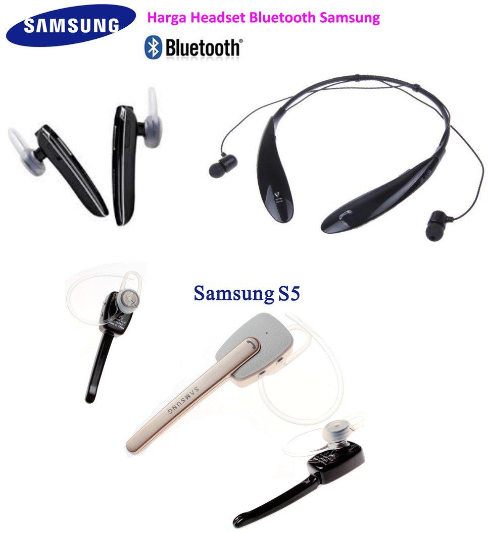 Harga Headset Bluetooth Bagus Untuk Mendengarkan Musik
