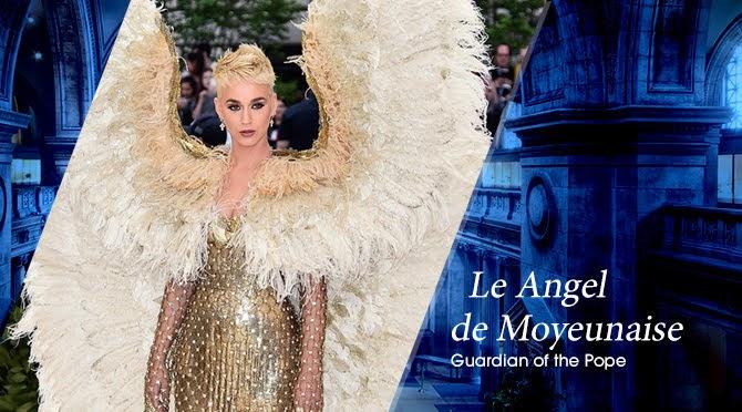 Met Gala Fantasy MMXVII: Katy Perry | Random J Pop