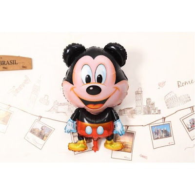 Balon Foil Karakter Mickey Mouse