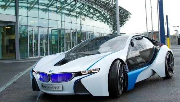 For The Love Of Speed Bmw I Series I3 And I8