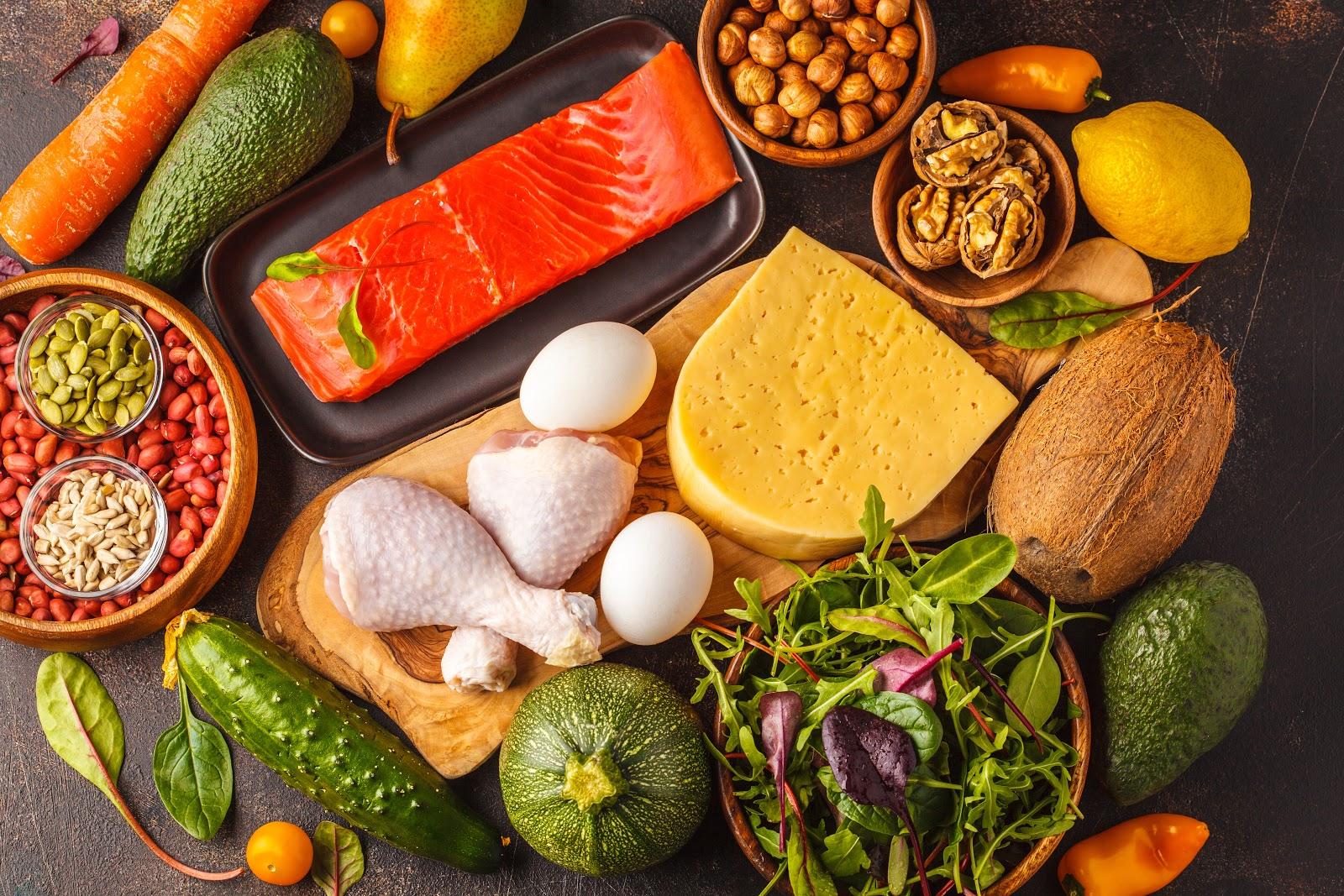 Dieta basada en hidratos de carbono