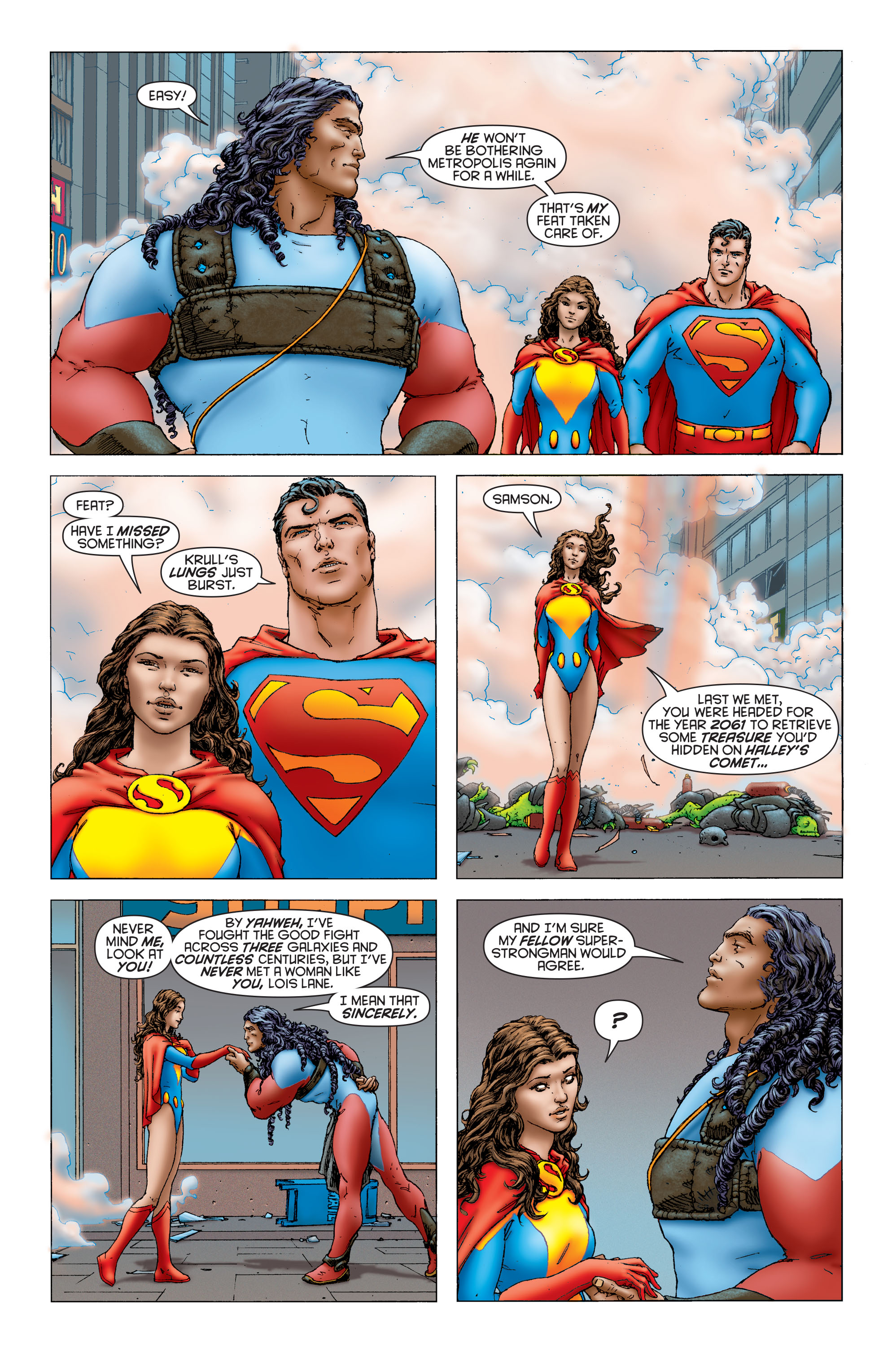 Read online All Star Superman comic -  Issue #3 - 7