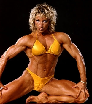 Female bodybuilding needs to be redefined for the modern