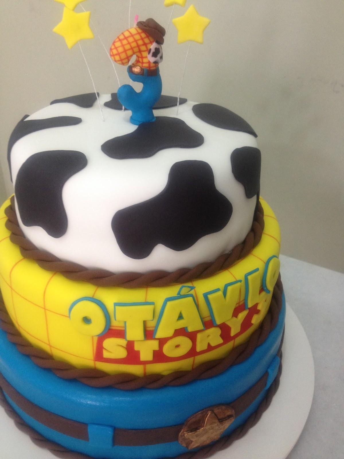 Preferência Sugar Bella - Biscoitos e doces artesanais: Bolo Toy Story IQ24