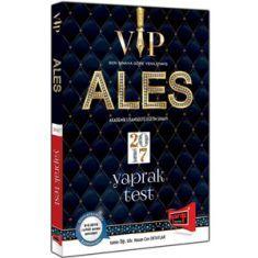 Yargı ALES VIP Yaprak Test (2017)
