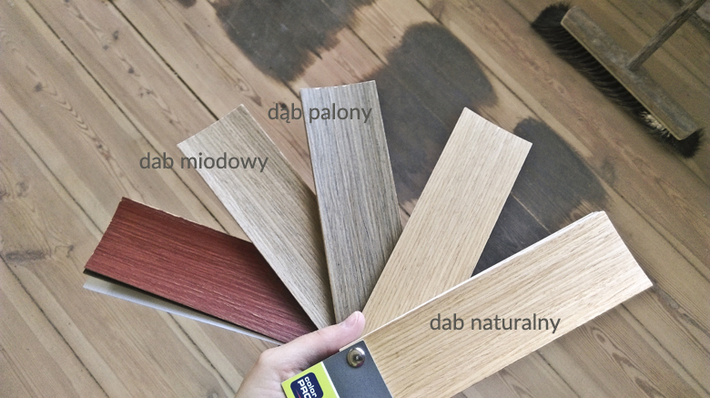 olejowanie drewnianej podłogi