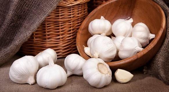 Bawang Putih Makanan Perokok