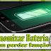 Economizar Bateria do Android sem  perder Função.