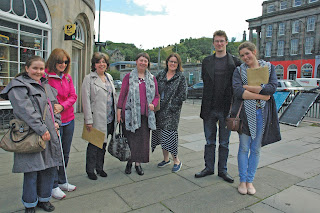 Members of the Seeing Our History research team. (Photo: Iain Hutchison)
