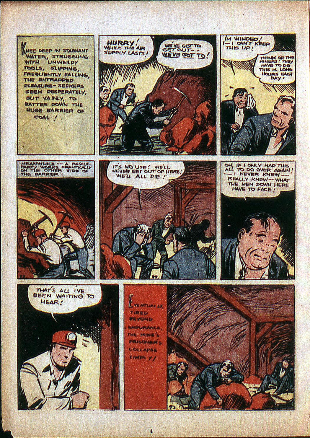 Read online Action Comics (1938) comic -  Issue #3 - 14