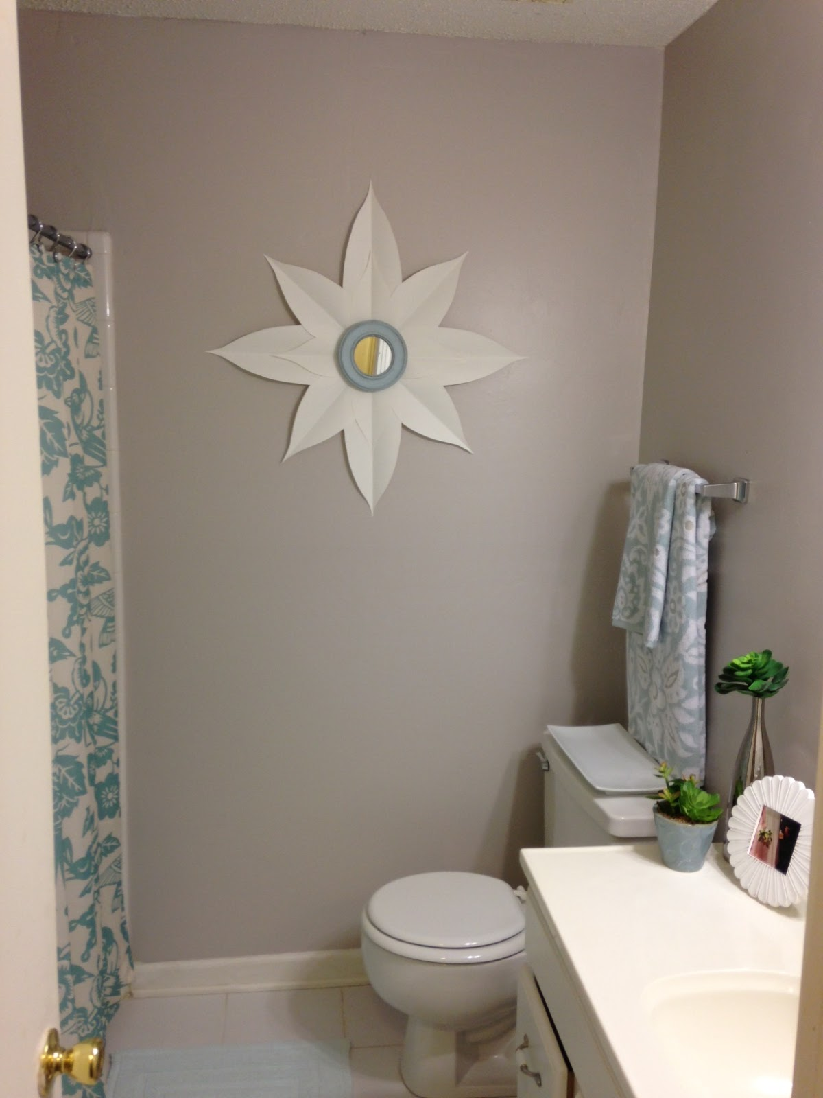 Working on My Forever Be Our Guest  Guest Bathroom Update