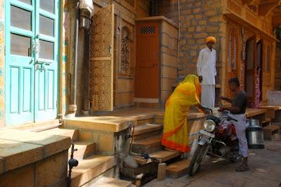 Jaisalmer, la dorée : les temples Jains et le Thar Heritage Museum 40