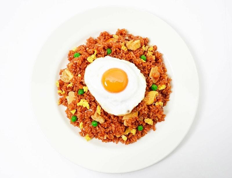 วิธีทำข้าวผัดไข่ เปิดร้านขายข้าวผัดไข่