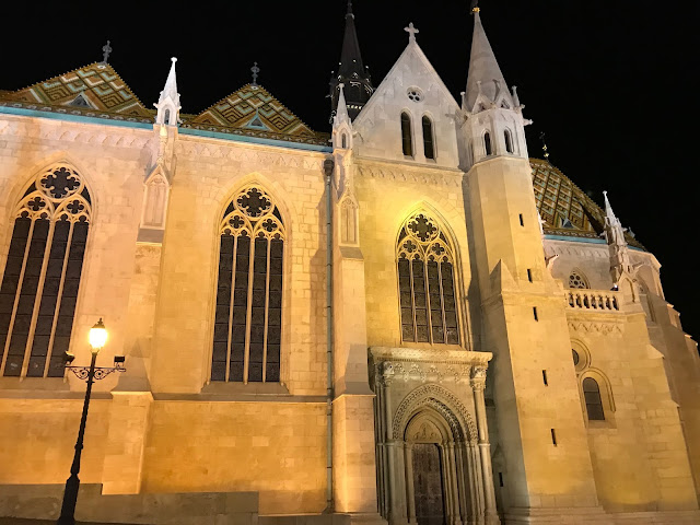 Mythias church - things to do and see in Budapest