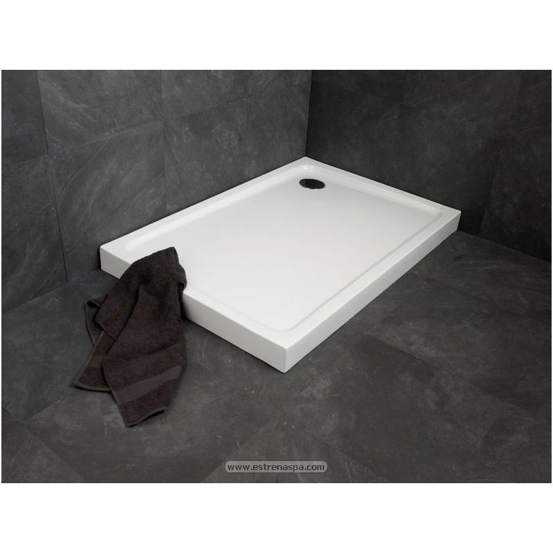 El Blog Del Bano Platos De Ducha Tipos Y Calidades - Como-instalar-un-plato-de-ducha