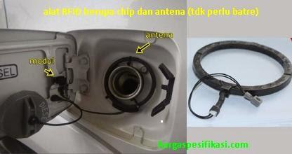 pemasangan RFID