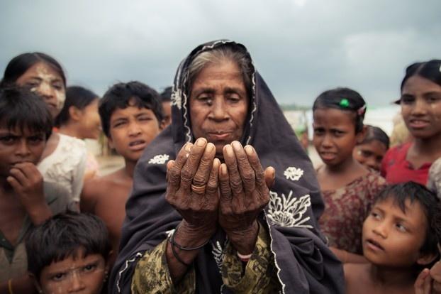 Syair Idul Adha Untuk Rohingya