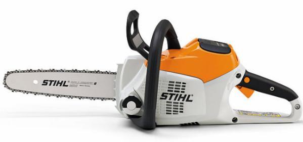 6ce80f935aefd A motosserra a bateria MSA 200 C-BQ é indicada para áreas sensíveis a ruído  e para a manutenção de áreas verdes em condomínios, escolas, hospitais e  parques ...