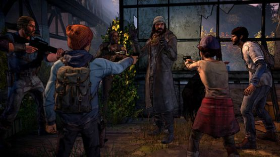 The Walking Dead A New Frontier screenshot 2