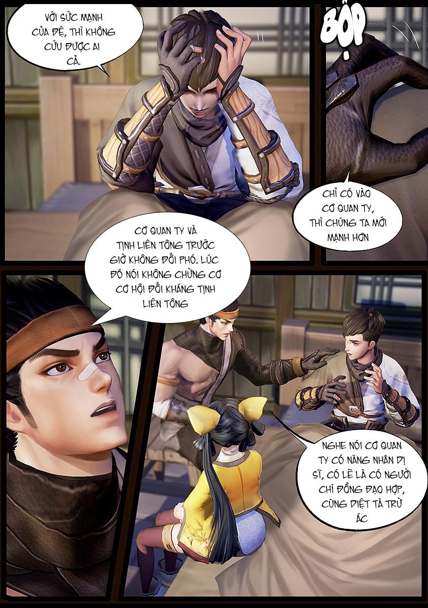 Thủ Mộ Bút Ký - Chapter 46: Thiết Tướng Quân - Pic 6