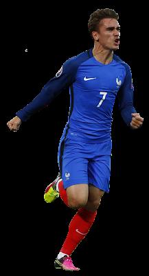 Antoine Griezmann - Perancis