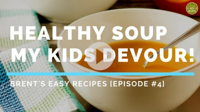 Video: Healthy Soup My Two Kids Devour