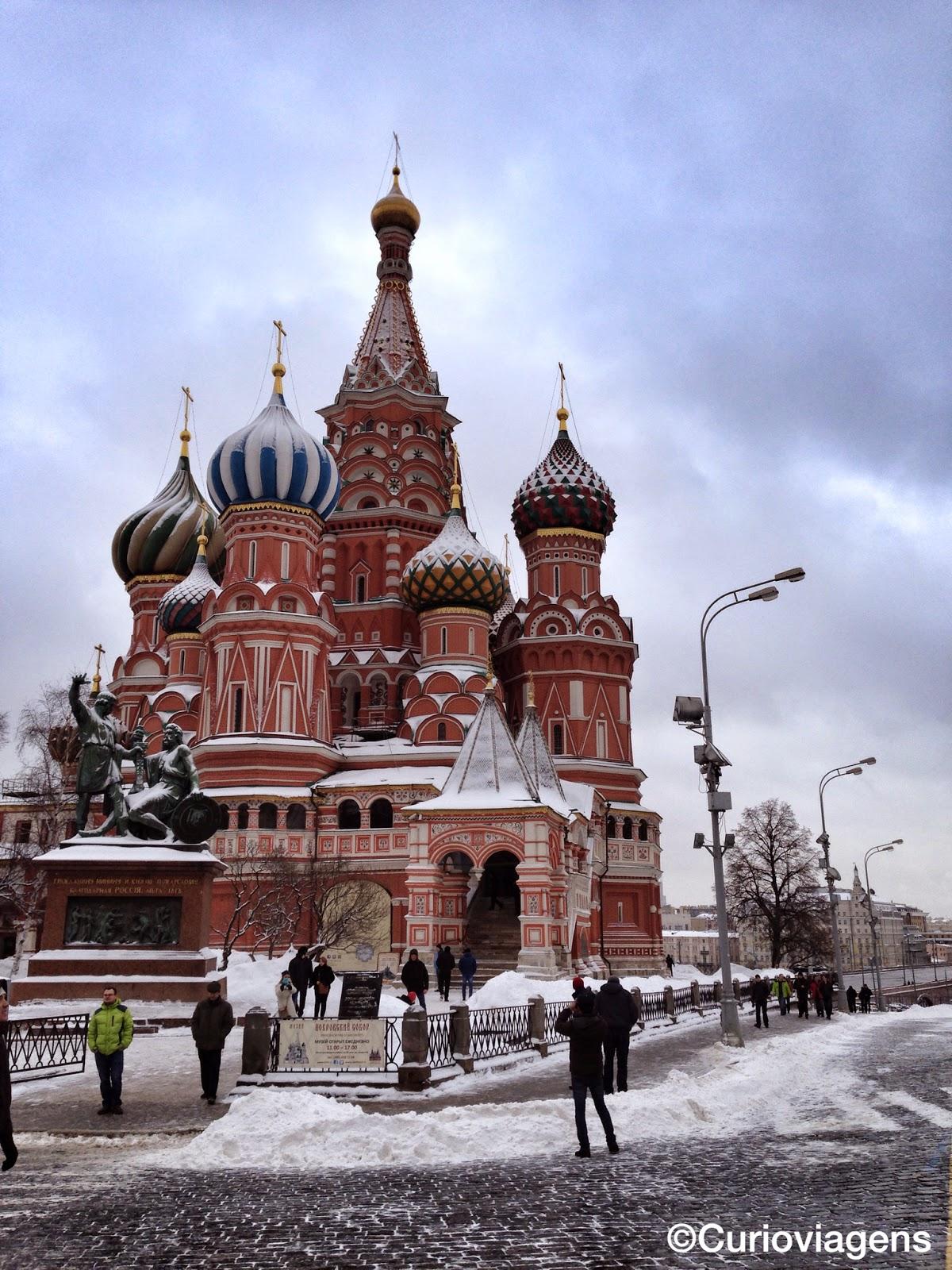 Praça Vermelha Moscou