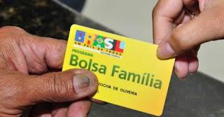 IBGE constata queda de beneficiários do programa Bolsa Família