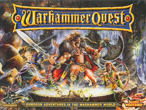 Warhammer Quest Game