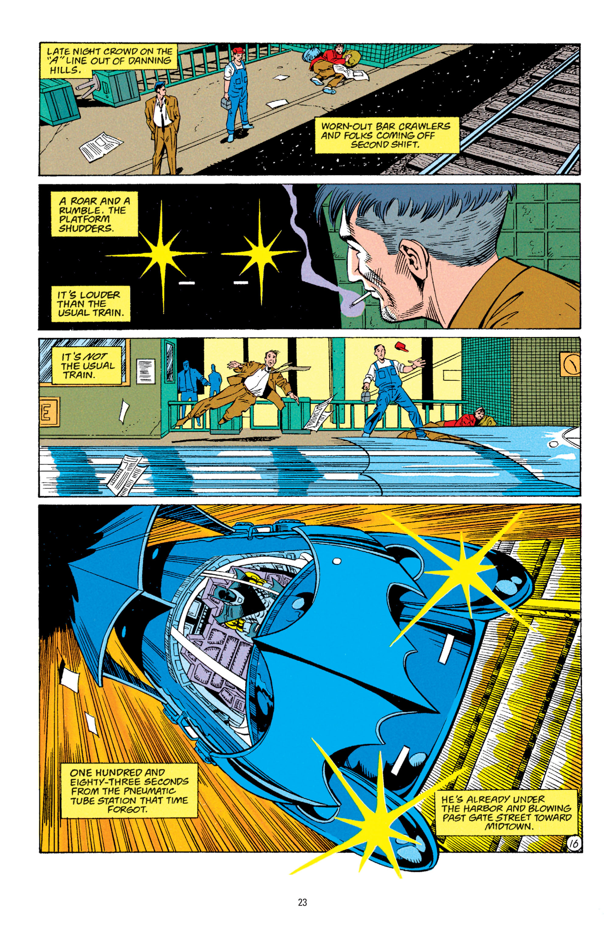 Detective Comics (1937) 667 Page 16