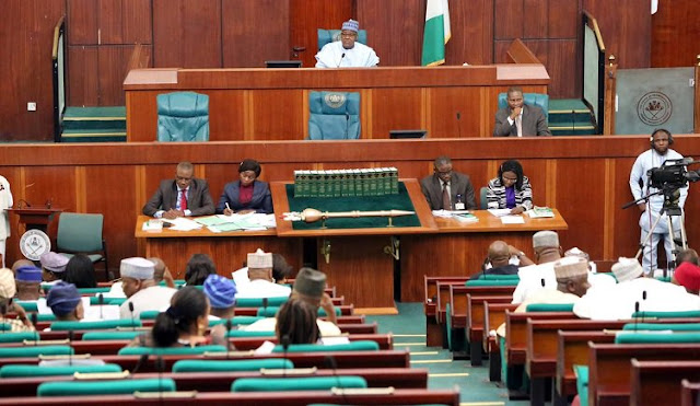 House of representative attacks buhari