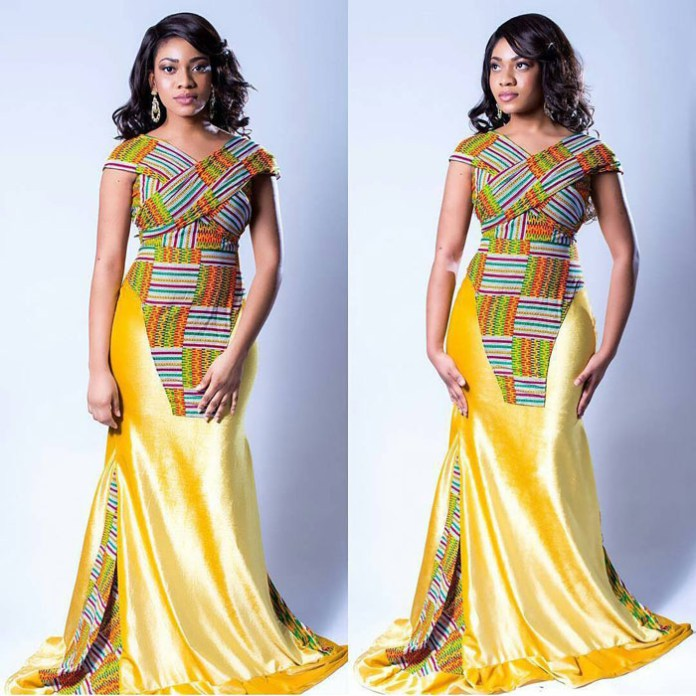 Fashion 60 Latest Nigerian African Wedding Ankara Attires Styles Designs In 2017