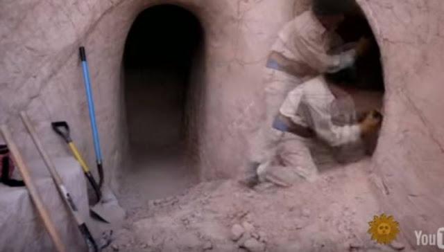 Απομονώθηκε σε μία έρημο και 25 χρόνια αργότερα δείτε τι ανακάλυψαν (vid)