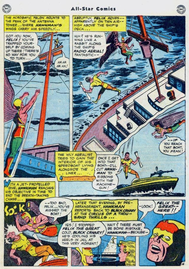 Read online All-Star Comics comic -  Issue #54 - 18