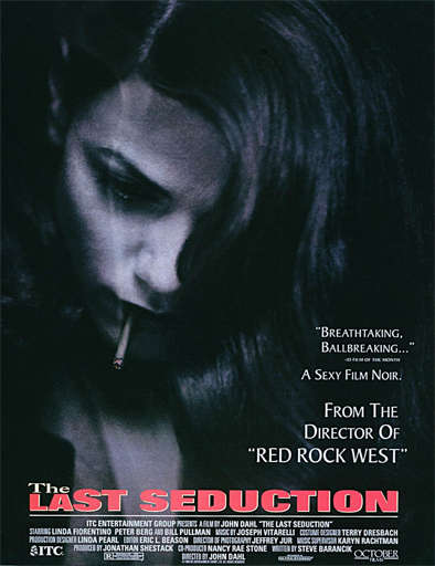 Ver La última seducción (The Last Seduction) (1994) Online