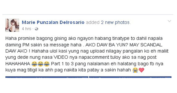 Marie Punzalan Delrosario part 2 part 3 download.