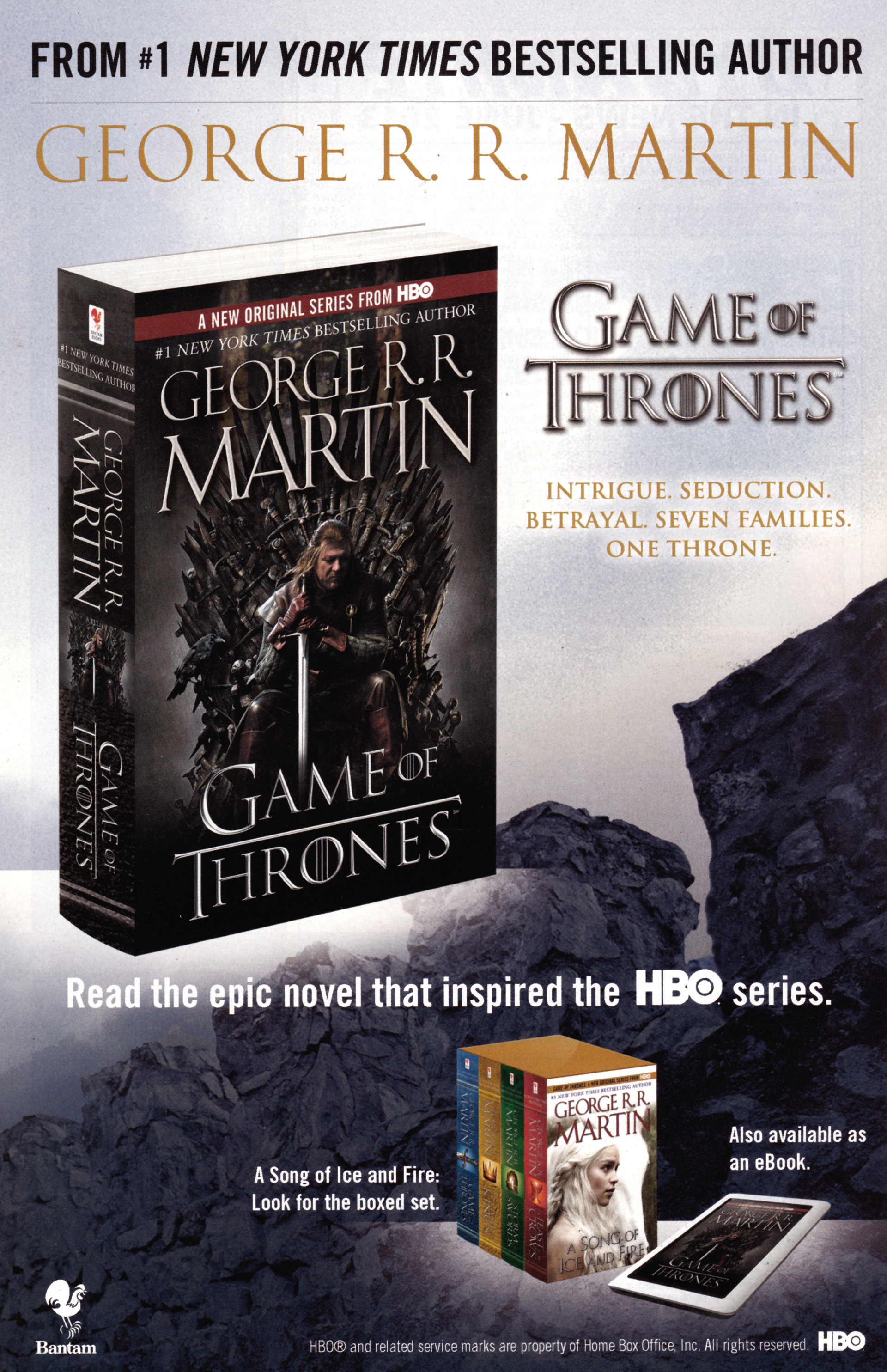 Read online A Game Of Thrones comic -  Issue #15 - 34