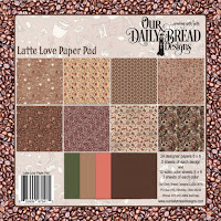 ODBD Latte Love Paper Collection
